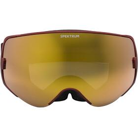 Spektrum Skutan Goggle Duo-Tone Edition Brique/Classic Red